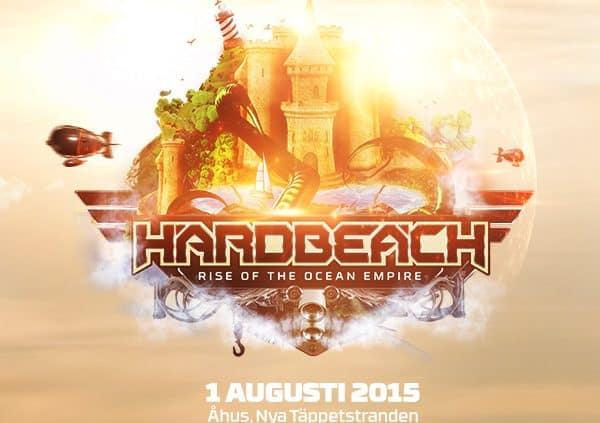 Hardbeach 2015 | Bus 1