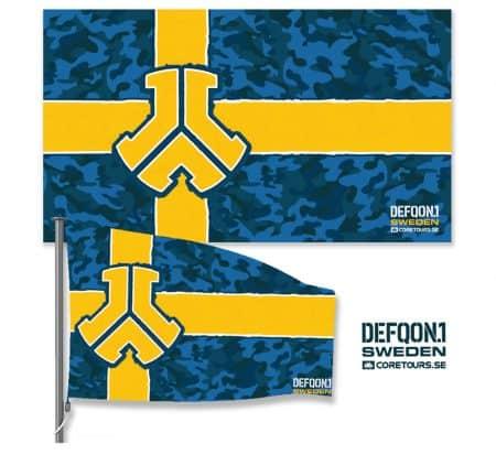 Defqon1 flagga