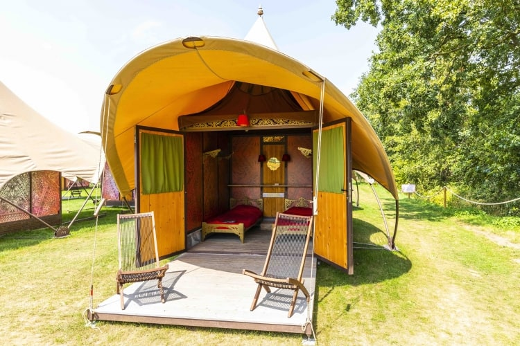 Cabana på Tomorrowland