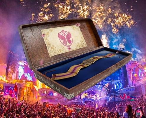 Tomorrowland Billetter Full Madness Pass