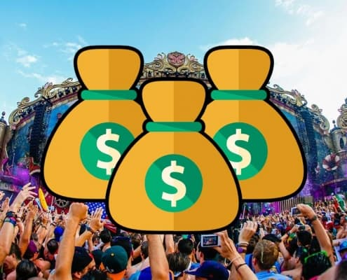 Hvad koster Tomorrowland?