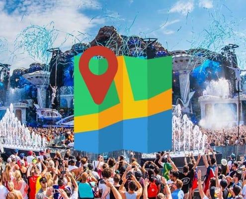 Where is Tomorrowland