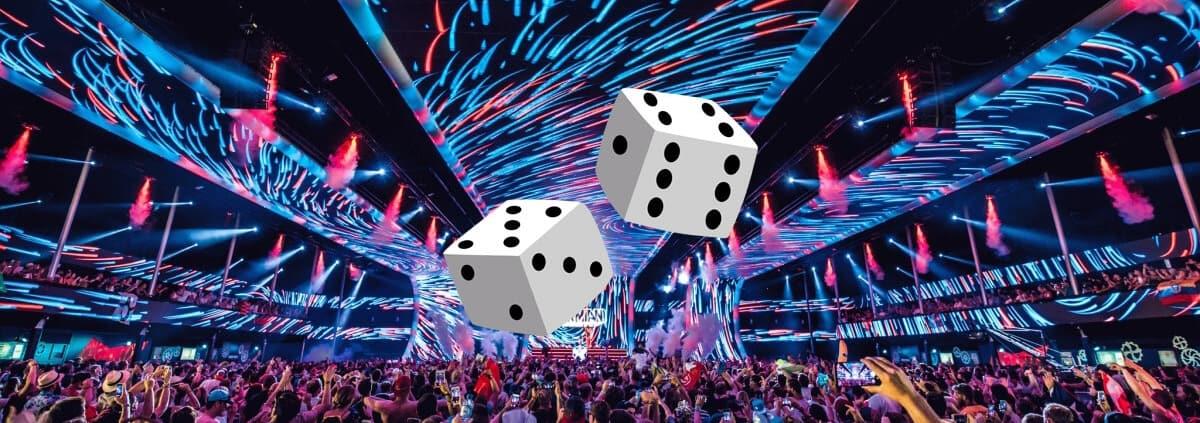 Hur stor sannolikhet är det att få biljetter till Tomorrowland