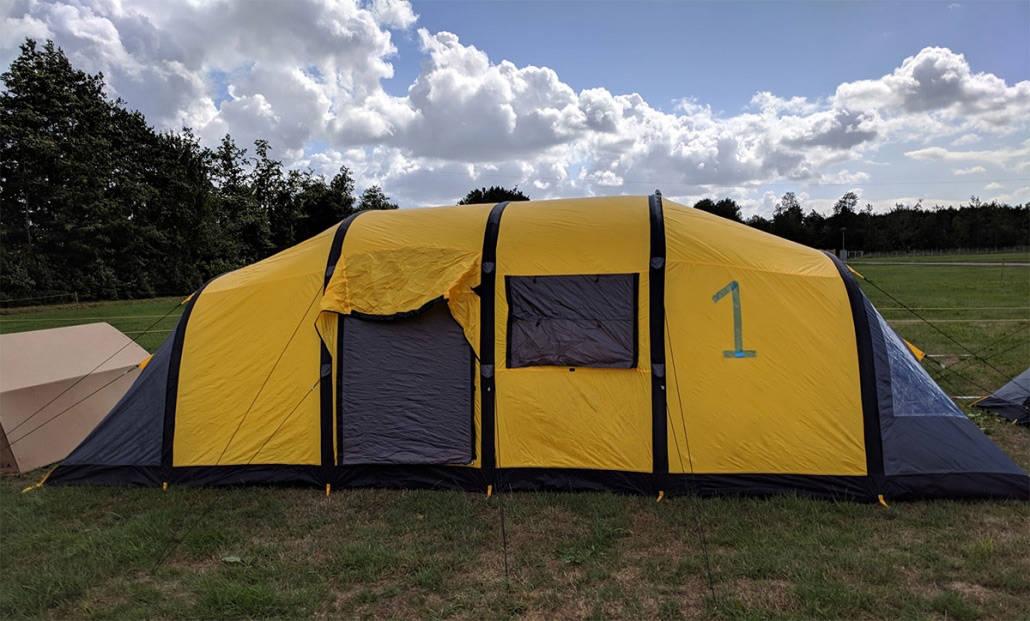 Coretours Family Tent
