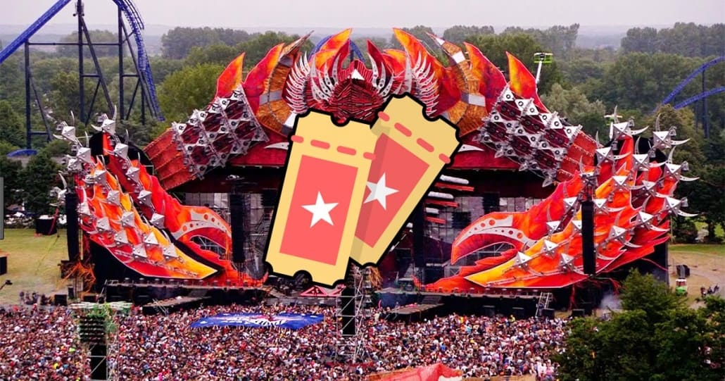 When will Defqon 1 be released? | Core Tours