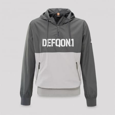 Defqon1 vindjacka zip hoodie