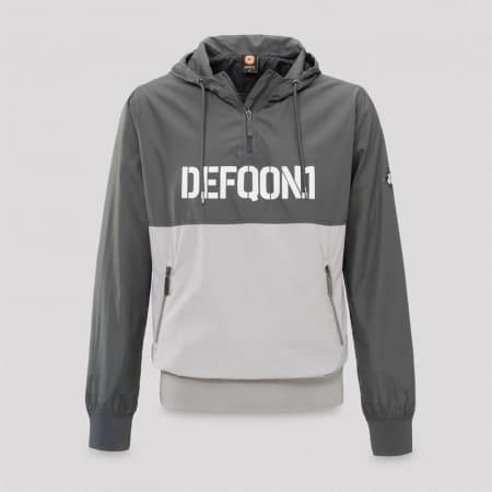 Defqon1 windbreaker lynlås hættetrøje