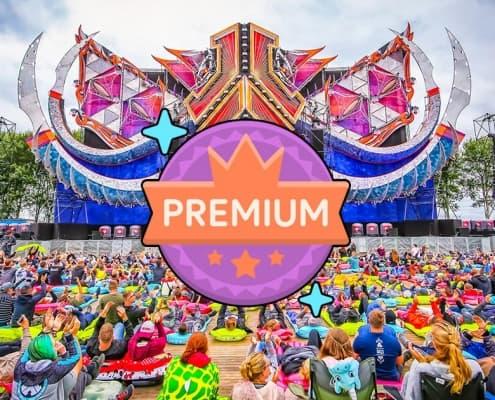 Premium biljett Defqon1 Weekend Festival