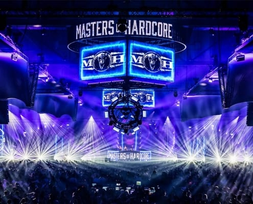 Siste info for Masters of Hardcore 2019