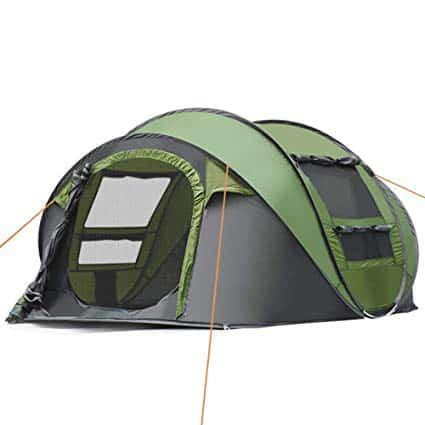Camping tält 2-manna