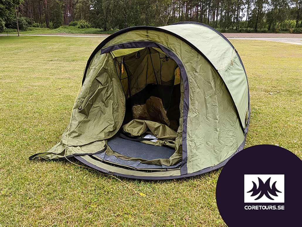 Coretours 2-man tents