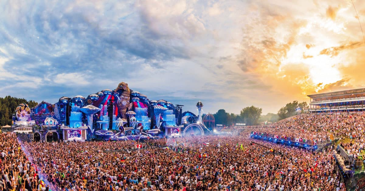 Vad är Tomorrowland?