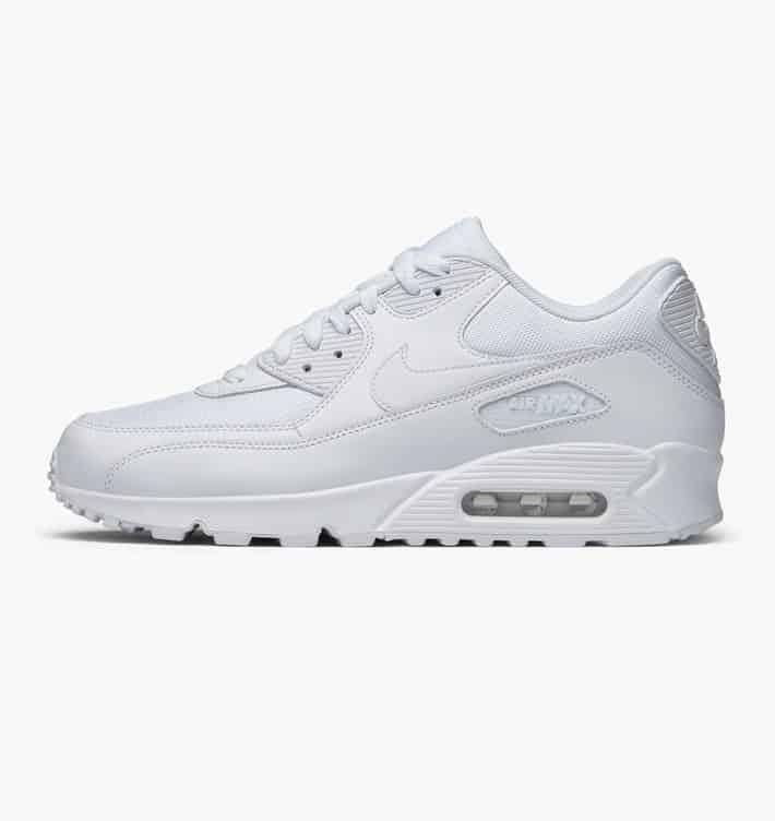 Nike Air Max 90 - Den perfekte skoen å gå på rave