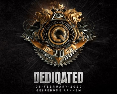 Poster of DEDIQATED - 20 Years of Q-dance