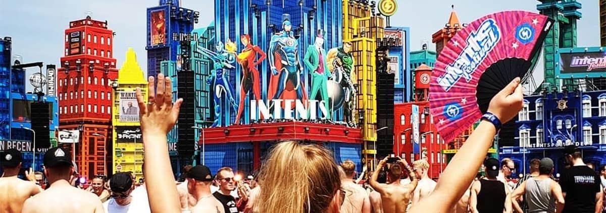 8 anledningar till att besöka Intents Festival