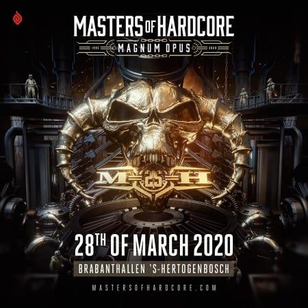 Masters of Hardcore 2020 Magnus Opus