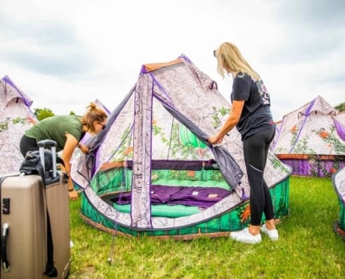 Easy Tent Tomorrowland 2020