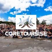 Coretours gruppfoto