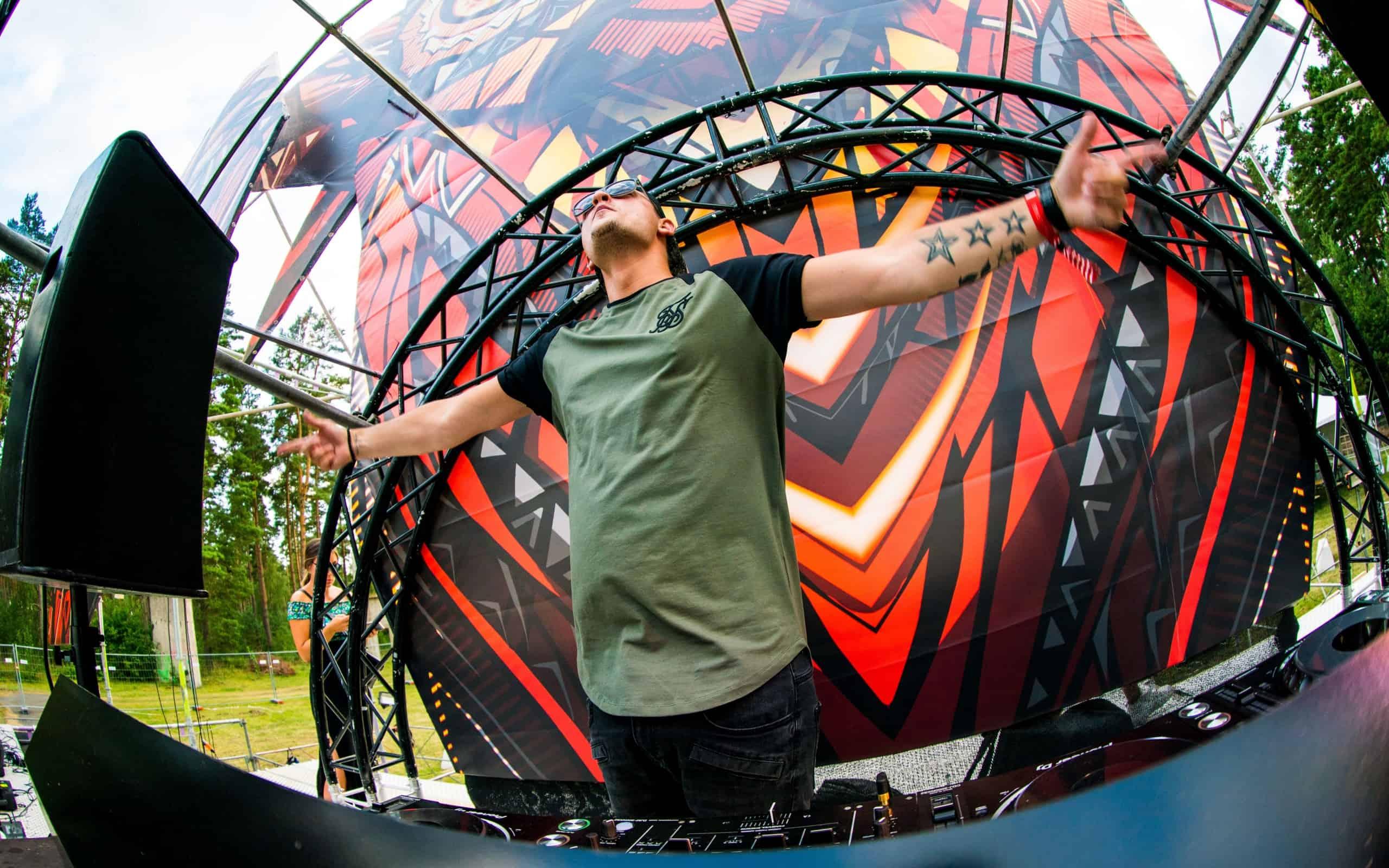 Markooz på Owl Festival