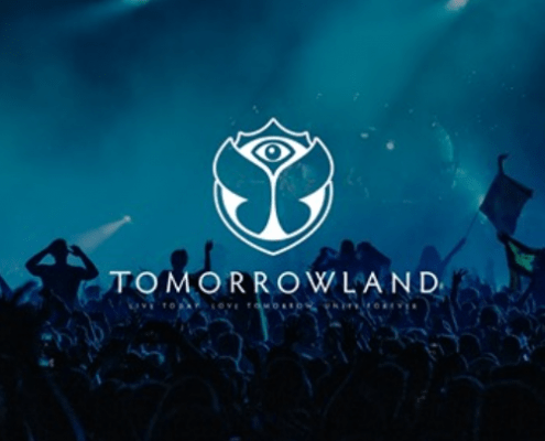 Tomorrowland Nyår New Years Ewe