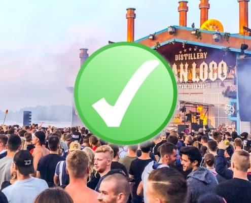 Festivaler tillåtna