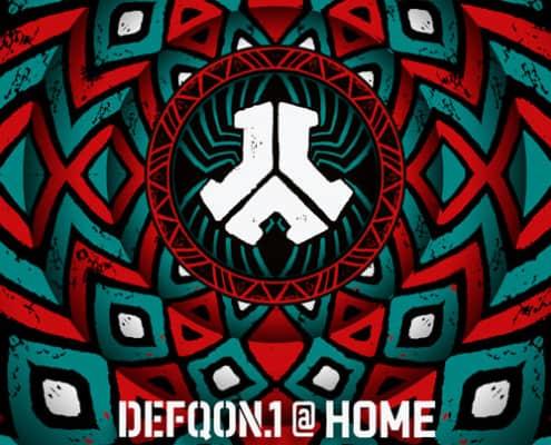 Defqon1 @ HOME